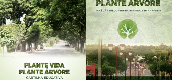 Cartilha Plante Vida Plante Árvore
